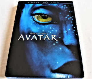 Avatar - With Slipcover - Blu-ray