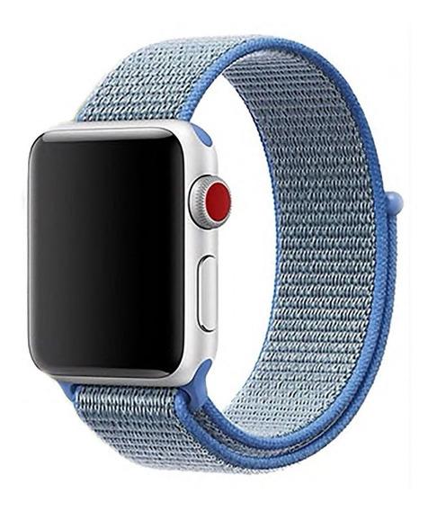 Pulseira Para Apple Watch Nylon Loop - 38/40mm E 42/44mm
