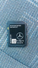 Cartao Sd Card Garmin Gps Mercedes C250