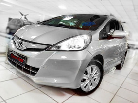 Honda Fit 1.4 Lx 16v Top De Linha!