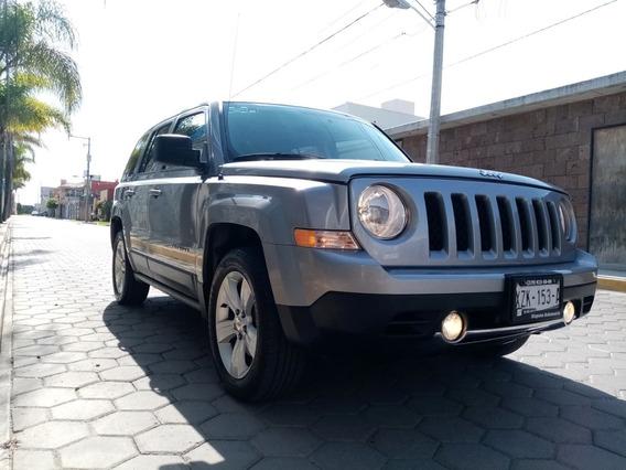 Jeep Patriot Limited 2014 Impecable Todo Pagado