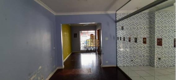 Sobrado Para Alugar, 230 M² Por R$ 6.500/mês - Vila Clementino - São Paulo/sp - So0158