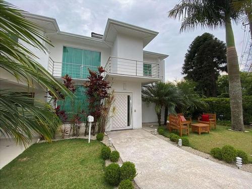 Casa Com 5 Dormitórios À Venda, 388 M² Por R$ 1.990.000,00 - Granja Viana - Carapicuíba/sp - Ca2060