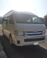 Renta De Camionetas Toyota Hice 12 Y 15 Pasajeros Df Cdmx