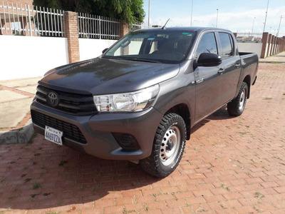 Toyota Hilux 2016 4x4