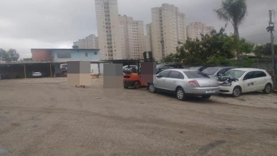 Terreno Para Alugar, 1789 M² - Ponte Grande - Guarulhos/sp - Cód. Te0530 - Te0530