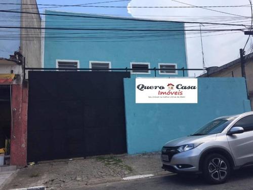 Galpão À Venda, 3 Vagas, Cidade São Mateus - São Paulo/sp - 2654