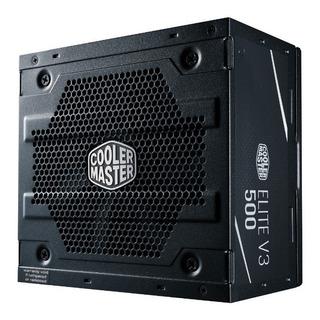 Fuente Alimentacion Pc Cooler Master Elite V3 500w 120mm