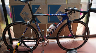 Trek Oclv 120 Carbon Lance Armstrong
