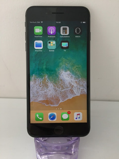 iPhone 8 Plus 256g Space Gray - Garantia E Nf