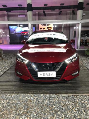 Nissan Versa 2021 1.6 Exclusive
