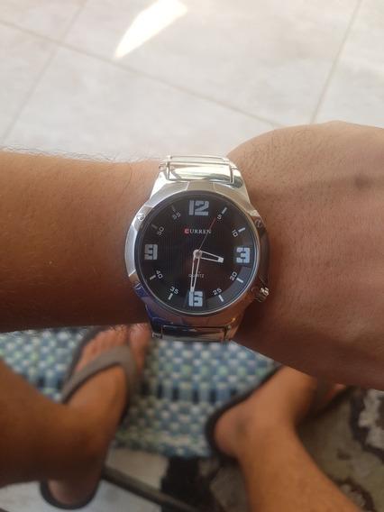 Relógio Currem