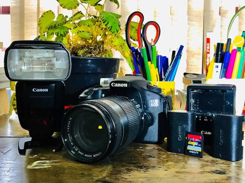 Canon 60d + Canon 600exrt