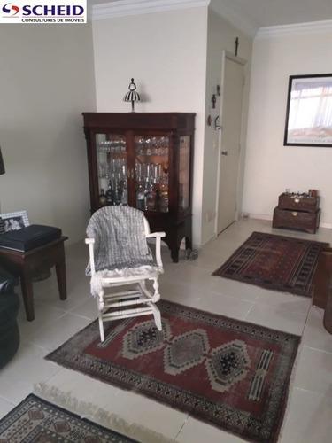 Ótimo Apartamento Em Higienópolis - Mr67367