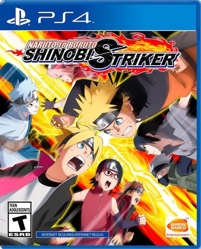Imagen 1 de 9 de Naruto To Boruto:shinobi Striker (ps4)fisico/ Mipowerdestiny