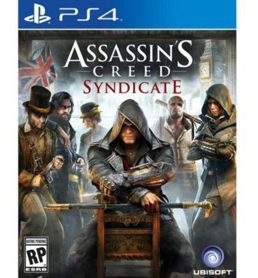 Assassins Creed Syndicate Psn Primaria - Dublado