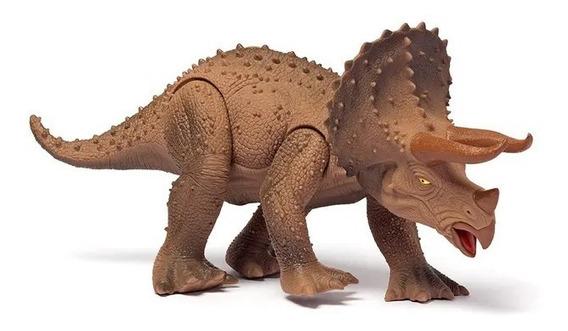 Dinossauro Dino World Triceratops - Cotiplás 2089