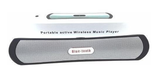 Mini Caixa De Som Portátil Bluetooth Usb Sem Fio
