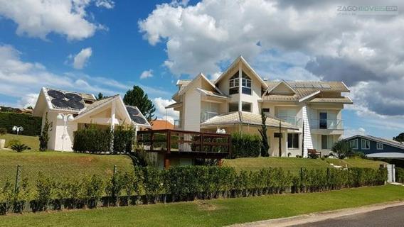 Casa Duplex Com Requinte - Cond. Alto Padrão / Ca-251