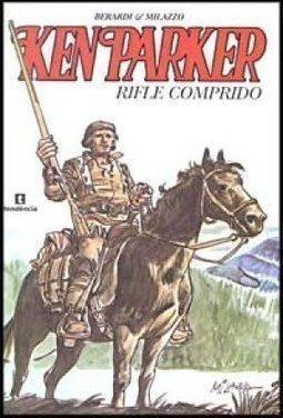 Ken Parker Rifle Comprido Volume 1