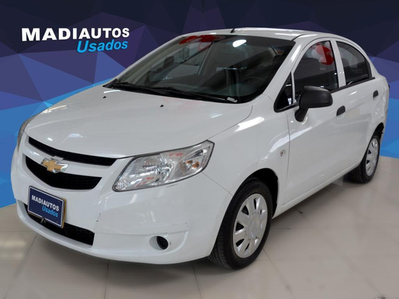 Chevrolet Sail Ls A.a Sedan 2018