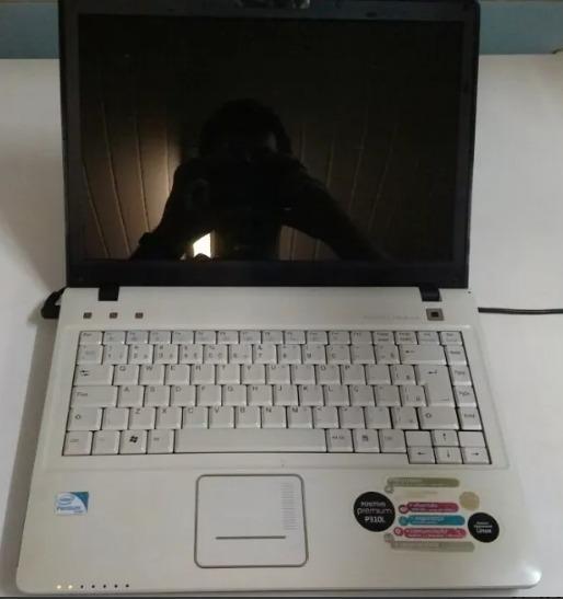 Notebook Premium Branco