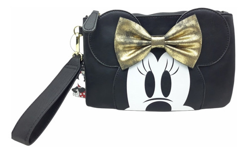 Imagen 1 de 4 de Disney Bolsa Muñequera Minnie Mouse