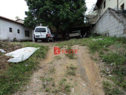 Imagem 1 de 1 de Terreno À Venda, 250 M² Por R$ 320.000,00 - Jardim Satélite - São José Dos Campos/sp - Te0126