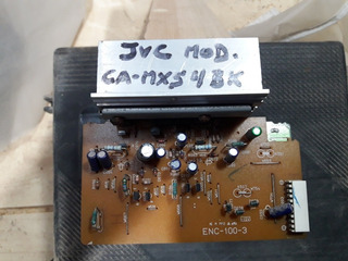 Amplificador Jvc Modelo Ca-mxs 4bk // Stk4141v