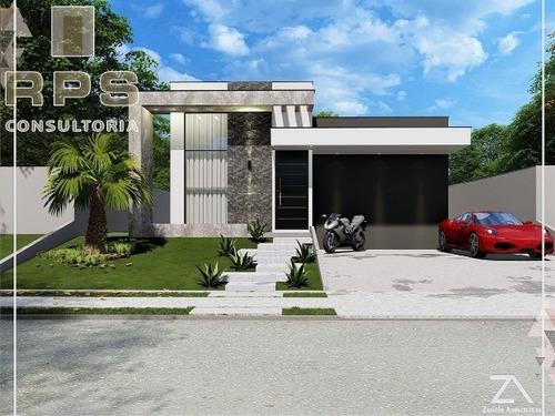 Imagem 1 de 11 de Casa Em Condomínio Para Venda Em Atibaia Condomínio Shambala Iii- Atibaia - Cc00551 - 69804894