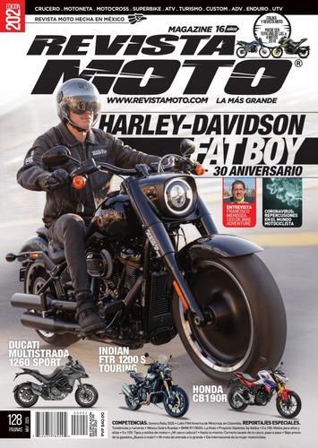 Revista Moto 202