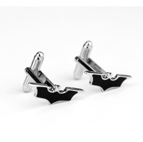 Mancuernillas Batman Logo Ch