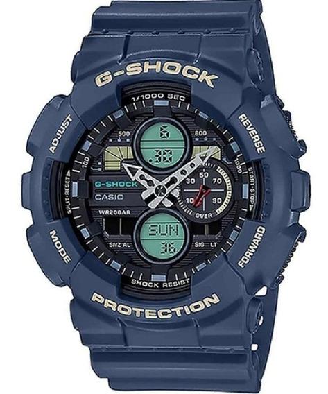 Relógio Masculino Casio G Shock Ga-140-2adr