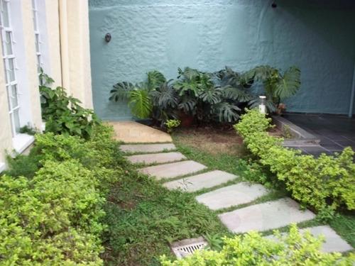 Imagem 1 de 30 de Casa Sobrado Em Santo André - 364