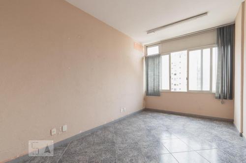 Apartamento À Venda - Centro, 1 Quarto,  30 - S893027978