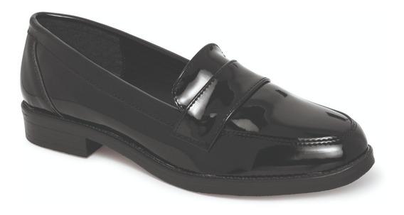 Zapatos Casual Para Dama Charol 1337-4033