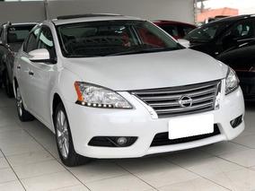 Nissan Sentra 2.0 Sv Branco 16v