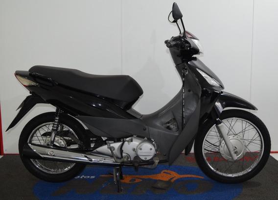 Honda Biz 125 Es Preta