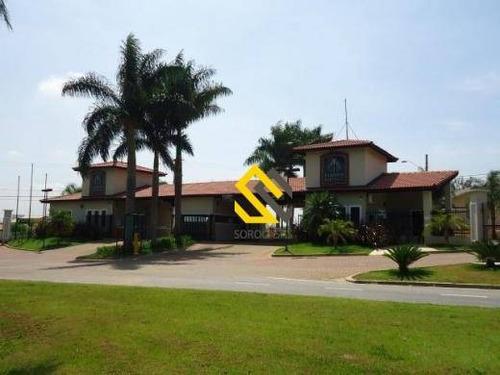 Imagem 1 de 14 de Terreno À Venda, 1140 M² Por R$ 480.000,00 - Parque Reserva Fazenda Imperial - Sorocaba/sp - Te0497