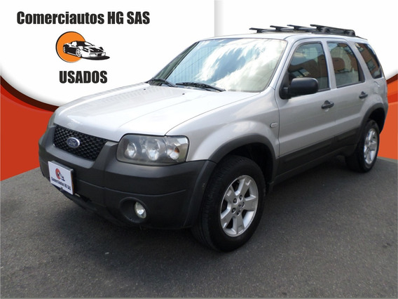 Ford Escape Xls