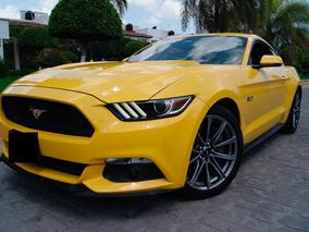 Ford Mustang 5.0l Gt V8 At Realmente Nuevo..!! Reestrene..