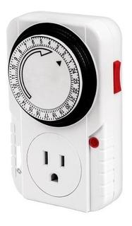 Timer Temporizador 24hr Hasta 1,800 Watts