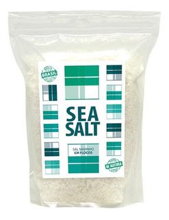 Promoção Sal Marinho Sea Salt Natural 13x01kg (13kg)