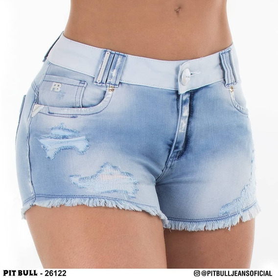 Shorts Pit Bull Jeans Ref. 26122