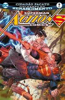 Hq Dc Gibi Panini Superman Action Comics Varios Modelos