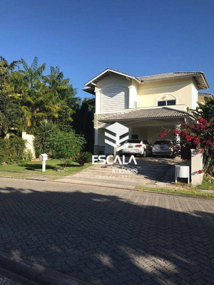 Casa Duplex Com 4 Quartos À Venda, 400 M², Condomínio Fechado, Quintas Do Lago - Coaçu - Eusébio/ce - Ca0227