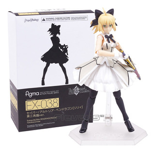 Fate Grand Order Figma Saber Lily Ex-038 Version Bootleg