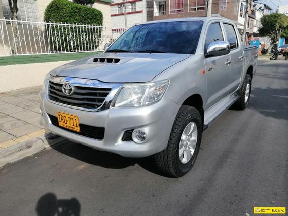 Toyota Hilux Euro 4
