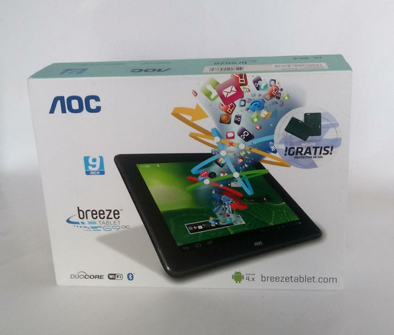 Tablet Aoc Breeze Mw0931