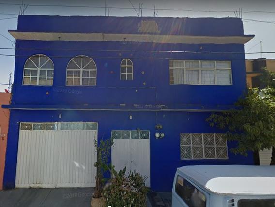 Oportunidad De Casa En Nueva Atzacoalco, Gam